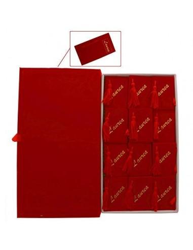 Publilancio srl Libro Laurea 19x34 cm con 24 scatoline portaconfetti BOMBONIERA